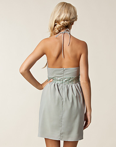 PARTY DRESSES - JEANE BLUSH / ELLINORE DRESS - NELLY.COM