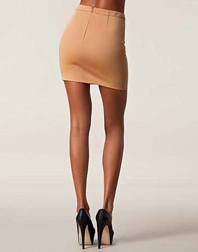 KJOLAR - JEANE BLUSH / TWO ZIP SKIRT - NELLY.COM