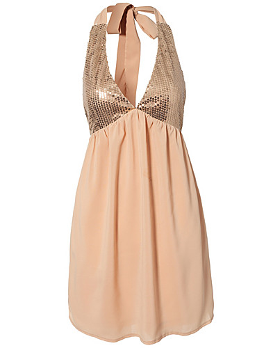 DRESSES - JEANE BLUSH / AGNES DRESS - NELLY.COM