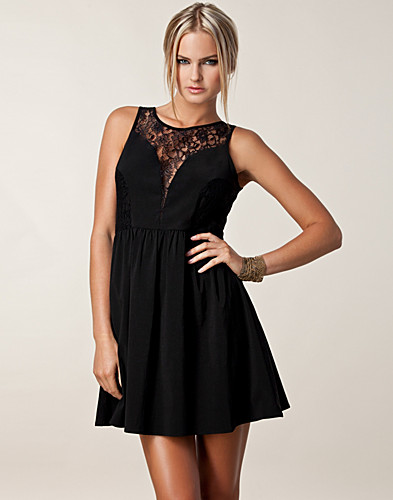 PARTY DRESSES - JEANE BLUSH / LOPEZ DRESS - NELLY.COM