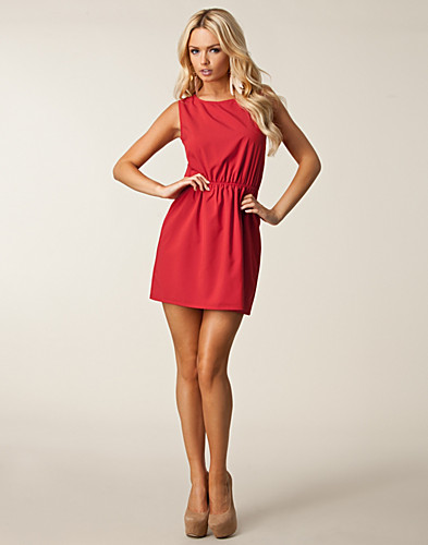PARTY DRESSES - JEANE BLUSH / CAJSA DRESS - NELLY.COM