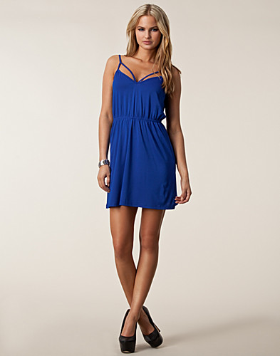 DRESSES - JEANE BLUSH / LYDIA DRESS - NELLY.COM
