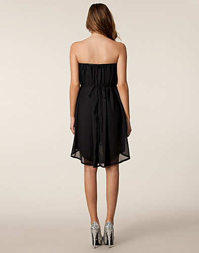 PARTY DRESSES - JEANE BLUSH / DARIA CHIFFON DRESS - NELLY.COM