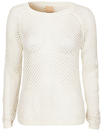 TRÖJOR - JEANE BLUSH / JANA SWEATER - NELLY.COM