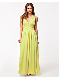 Jeane Blush Sofi Long Dress