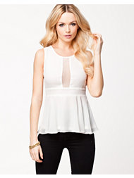 Jeane Blush Zina Top
