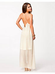 Jeane Blush Viktoria Long Dress