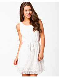 Jeane Blush Emily Lace Dress