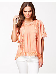 Jeane Blush Cathy Blouse