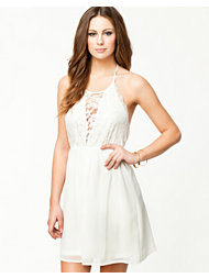 Jeane Blush Helene Dress