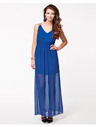 Jeane Blush Samira Long Dress