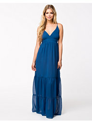 Jeane Blush Kim Long Dress