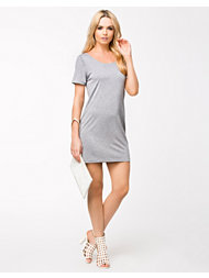 Jeane Blush T-Shirt Dress