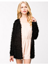 Jeane Blush Fluffy sweater