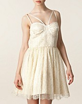 JOURDAN LACE CORSET DRESS