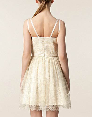 FESTKJOLER - IDA SJÖSTEDT / JOURDAN LACE CORSET DRESS - NELLY.COM