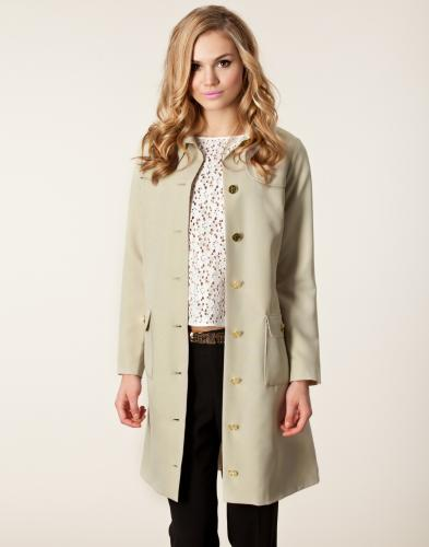 hostess coat