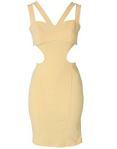 PARTY DRESSES - ELISE RYAN / ANNABEL CUT OUT DRESS - NELLY.COM