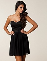 BANDEAU DIAMANTE DRESS