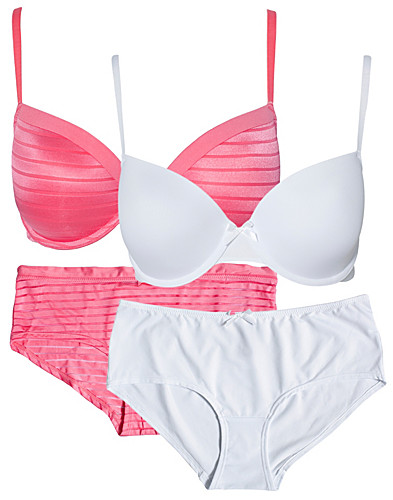 HELE SETT - MARIE MEILI / BURN OUT HIPSTER SET - NELLY.COM