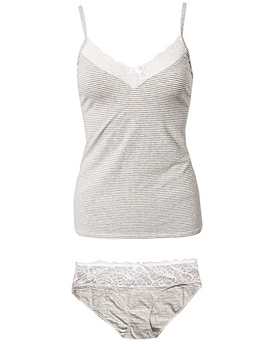 HELA SET - MARIE MEILI / HEATHER TOP HIPSTER SET - NELLY.COM