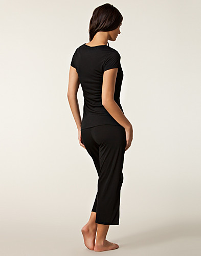 NIGHTWEAR - MARIE MEILI / CROPPED PYJAMAS - NELLY.COM