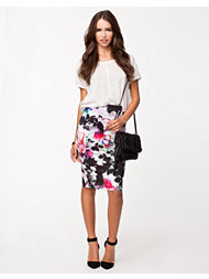 Lipsy Flower Skirt