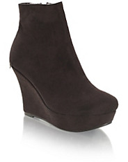 Nelly  Shoes - Marble Wedge