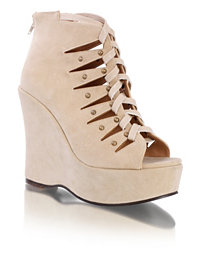 Nelly Shoes - Archar Wedge