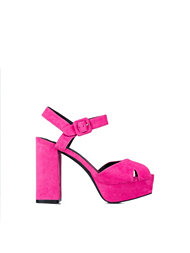 NLY Shoes Platform Square Sandal