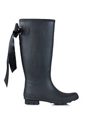 NLY Shoes Bow Rain Boot