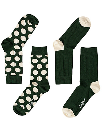 STRUMPOR - HAPPY SOCKS / TWO PACK SOCKS PRINT - NELLY.COM
