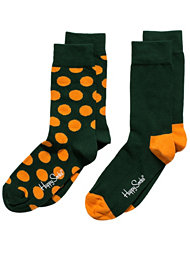 Happy Socks Two Pack Dots