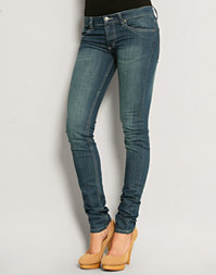 Cheap Monday - Narrow Broken Blue Jeans