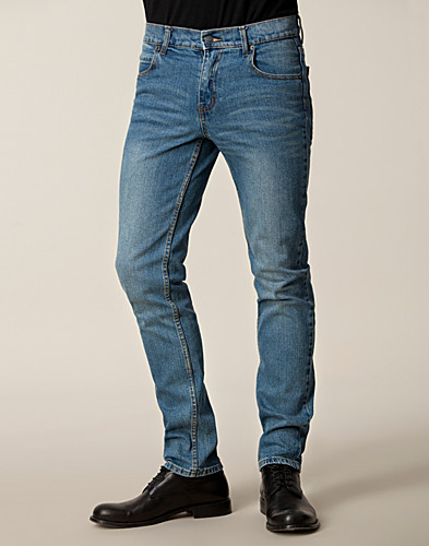 JEANS - CHEAP MONDAY / TIGHT DARK CLEAN WASH - NELLY.COM