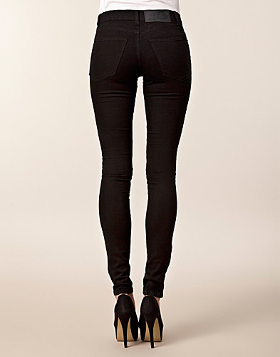 FARKUT - CHEAP MONDAY / TIGHT VERY STRETCH BLACK - NELLY.COM