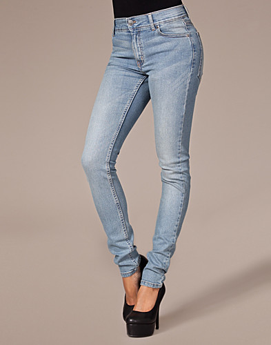 JEANS - CHEAP MONDAY / TIGHT FAVORITE USED JEANS - NELLY.COM