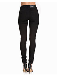 Cheap Monday Second Skin Very Stretch Black