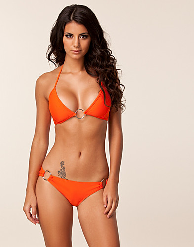 BIKINIS - CHEAP MONDAY / EYELET BIKINI SET - NELLY.COM