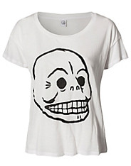 Cheap Monday Lina Printed Tee Skull Cheap Monday