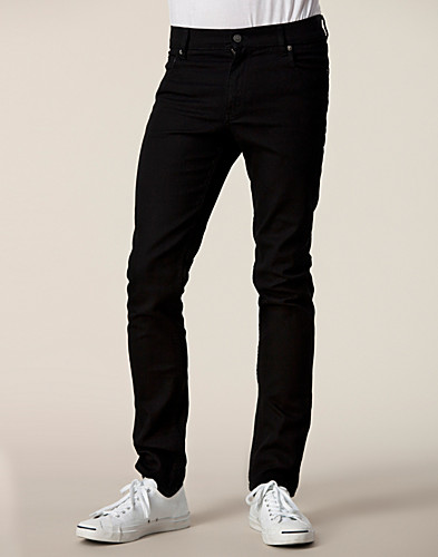 JEANS - CHEAP MONDAY / TIGHT OD BLACK - NELLY.COM