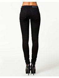 Cheap Monday Slim Pitch Black