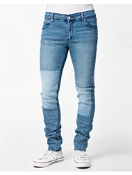 Cheap Monday Printed Patch Blue