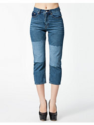 Cheap Monday Lady Teddy Fake Blue