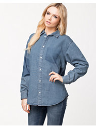 Cheap Monday Twotone Denim Shirt