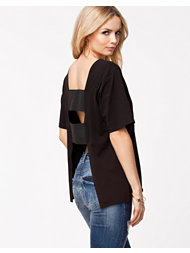 Cheap Monday Elastic Back Tee