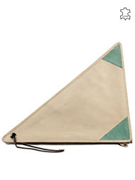 Caia Big Triangle Bag