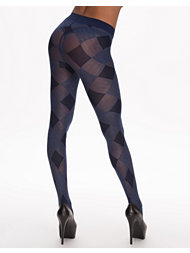 Vogue Melange Argyle 70den