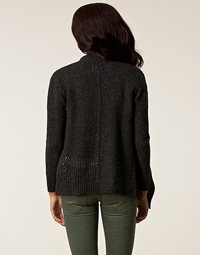JUMPERS & CARDIGANS - LEVIS / PATCH WORK SWEATER - NELLY.COM