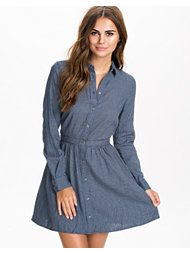 Levis Waisted Shirtdress